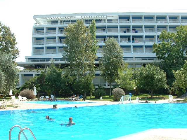 Odyssey accommodation front